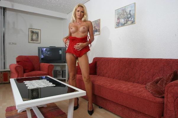 Blonde Frau hausgemachte cuckold - germany-ich